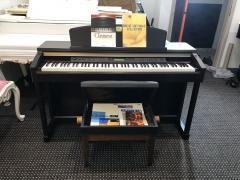 Piano Yamaha CLP 150 v záruce, doprava zdarma