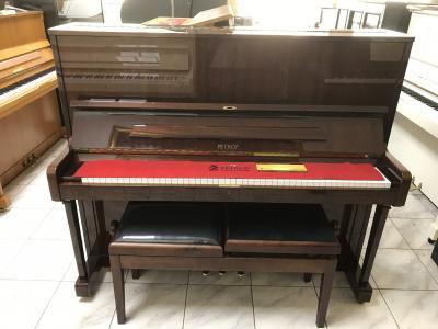Pianino Petrof 125, opus 582414, Renner mechanika.