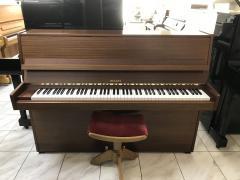 Pianino Hellas ve velmi dobrém stavu.