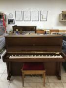 Korejské pianino Samick model SU 118, se zárukou 3 roky.