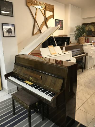 Krásné piano poprvním majiteli, sezárukou, doprava vceně.