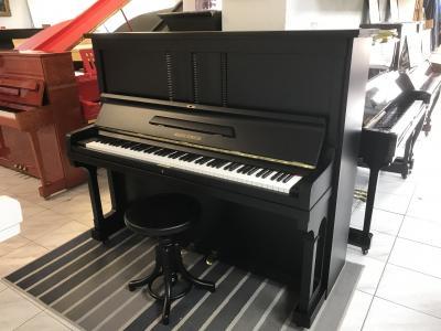 Pianino August Förster poopravě, sezárukou, doprava zdarma