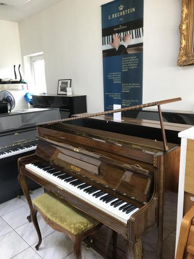 Pianino Petrof Rococo sezárukou 3roky, doprava zdarma