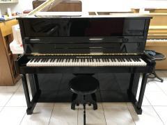 Pěkné pianino RAVENSTEIN sezárukou, doprava zdarma
