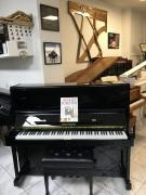 Akustické pianino A. Förster (silent systém), výška 125 cm.