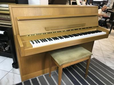 Holandské pianino Rippen v záruce, doprava zdarma