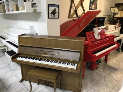Pianino Weinbach - Petrof ve velmi dobrém stavu, se zárukou, doprava ZDARMA