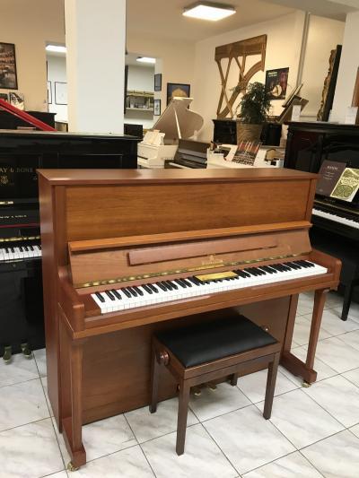 Pianino BURGER & JACOBI made inCzech Republic
