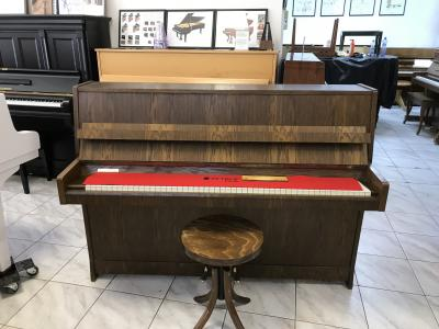Pianino Petrof model 105 International se zárukou 2 roky, doprava zdarma