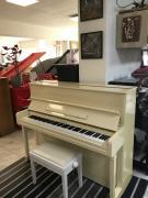 Německé pianino RUTH & JUNIUS model 118R sezárukou