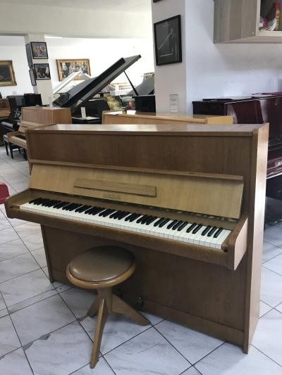 Pianino Scholze - Petrof v záruce, doprava zdarma.