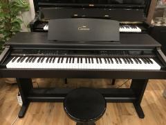 Digitální pianino YAMAHA ve velmi dobrém stavu, záruka 12 měsíců.