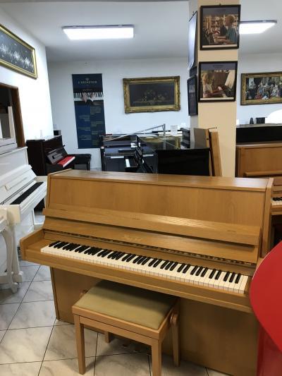 Pianino Klug & Sperl model 115