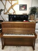 Anglické pianino se zárukou, doprava zdarma.