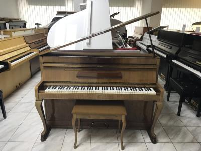 Pianino August Förster Rococo.