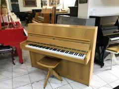 Finské piano se zárukou.