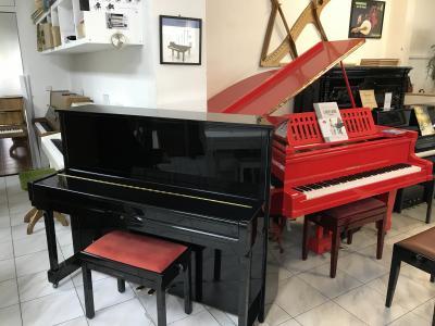 Černé pianino ROYAL model RS-18C