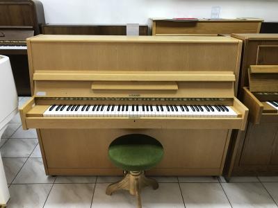 Finské pianino s RENNER mechanikou, záruka 2 roky.