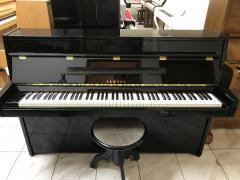 Akustické pianino Yamaha.