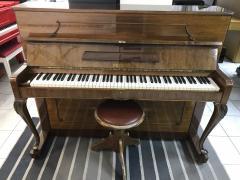 Pianino Petrof sezárukou, židle a doprava zdarma