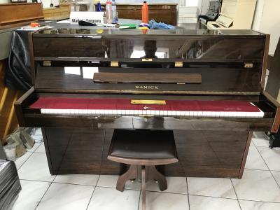 Pianino Samick poprvním majiteli