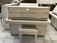 Korejské pianino Samick ve velmi dobrém stavu.