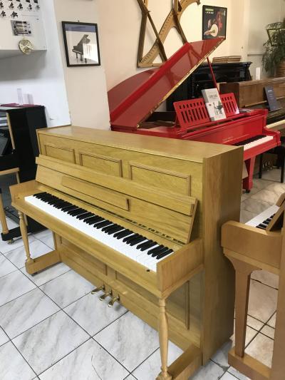 Pianino Fibiger, sezárukou, doprava zdarma