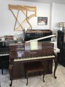 August Förster německé pianino Löbau se zárukou, doprava zdarma
