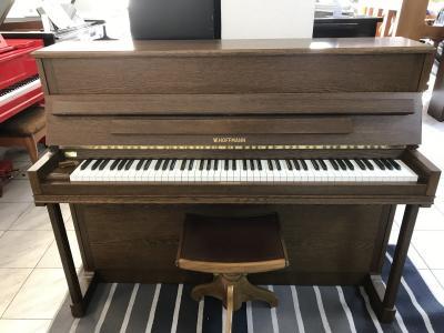 Pianino W.Hoffmann - C.Bechstein sezárukou 5let