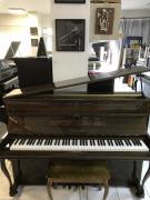 Německé pianino Feurich.