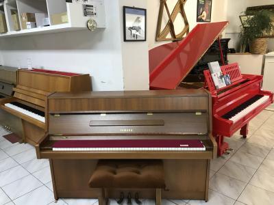 Pianino Yamaha s židlí, záruka 2roky, doprava zdarma