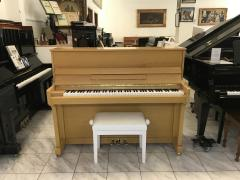Zánovní pianino May model 115 sezárukou 5 let, doprava zdarma