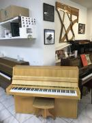 Pianino May - Berlin, mechanika Renner.