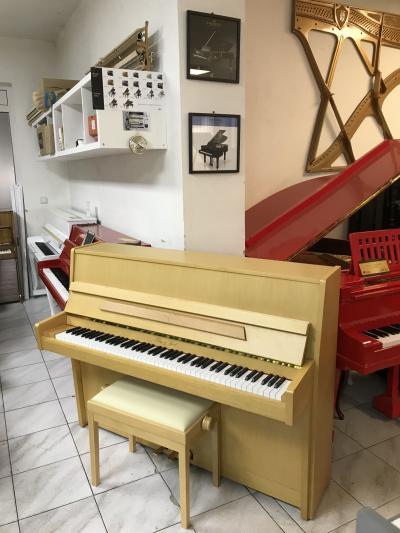 Pianino Klug & Sperl - Bohemia Czech Republic
