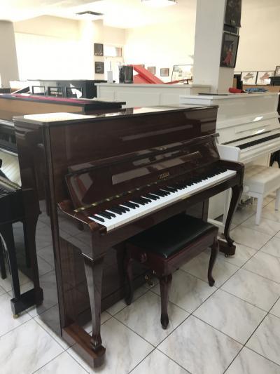 Pianino Petrof model 118 Demichipp se zárukou, doprava zdarma