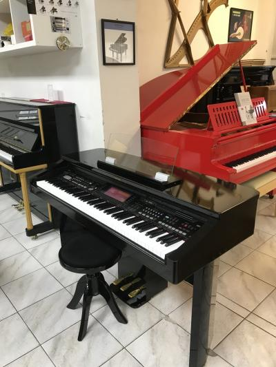 Piano Technics sezárukou, doprava zdarma