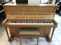 Německé pianino Ritmüller model 120, po prvním majiteli