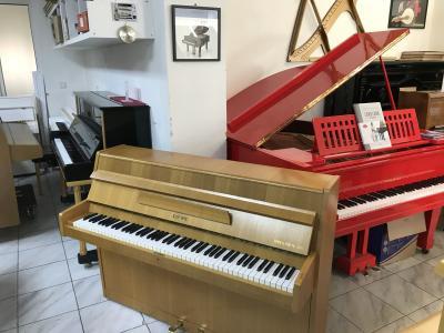 Německé pianino Euterpe