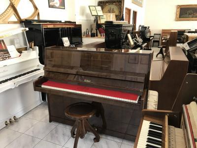 Pianino Petrof 116 v záruce, doprava zdarma.