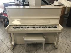 Klavír EUROPA - C. BECHSTEIN vyroben v HK.