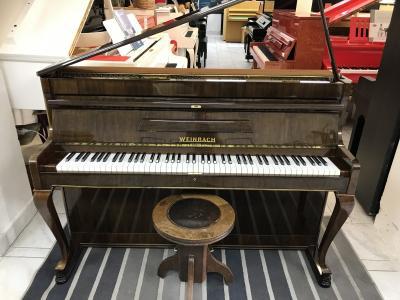 Pianino Weinbach - Petrof vzáruce, doprava zdarma