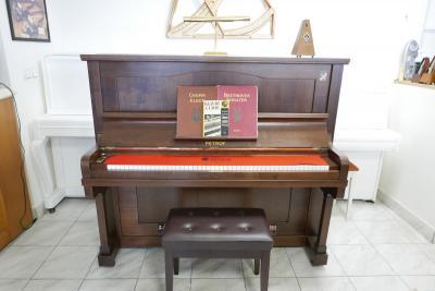 Pianino Petrof po opravě, sezárukou 2roky, doprava zdarma