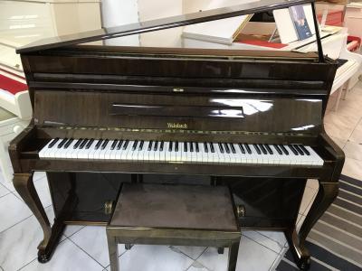 Pianino Weinbach Antik - Petrof vevelmi dobrém stavu, sezárukou.