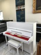 Bílý klavír PETROF 125