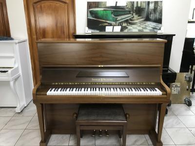 Italské pianino Schulze Pollmann