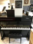 Zánovní pianino Ritmüller sezárukou 3 roky, doprava v ceně
