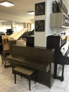 Pianino Petrof model 105 v záruce, doprava zdarma.