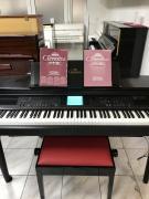 Pianino YAMAHA CVP 96 sezárukou 12měsíců, doprava možná