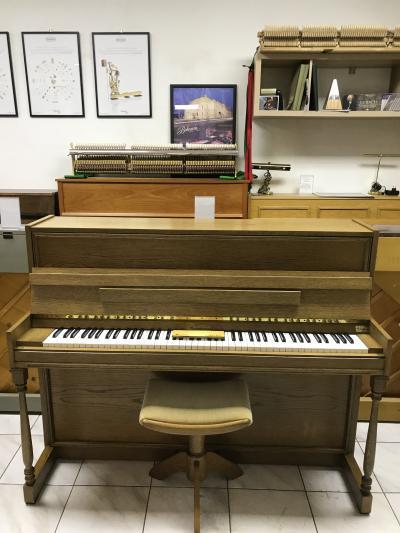 Německé pianino Dietmann vzachovalém stavu, záruka 2roky