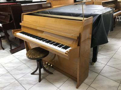 Pianino Grotrian Steinweg se zárukou 2 roky, doprava zdarma